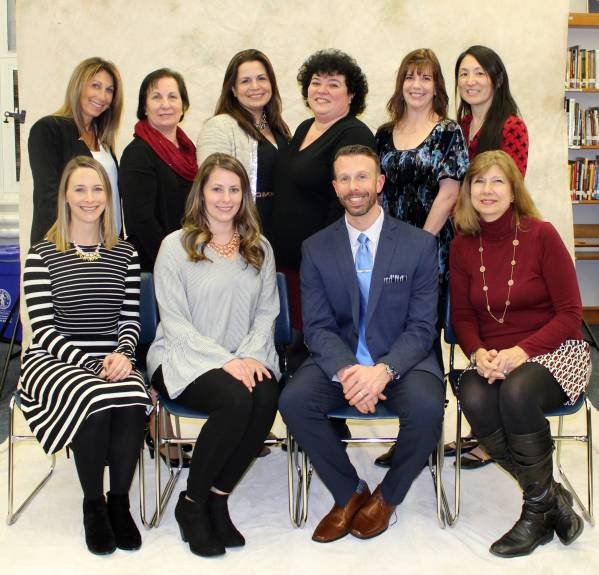 Livingston Public Schools Names Top Ten Teachers Of
