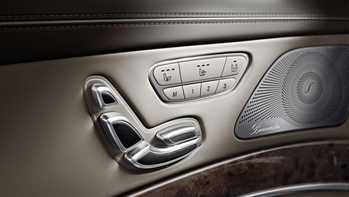 Car seat adjustment mental model interaction design principles