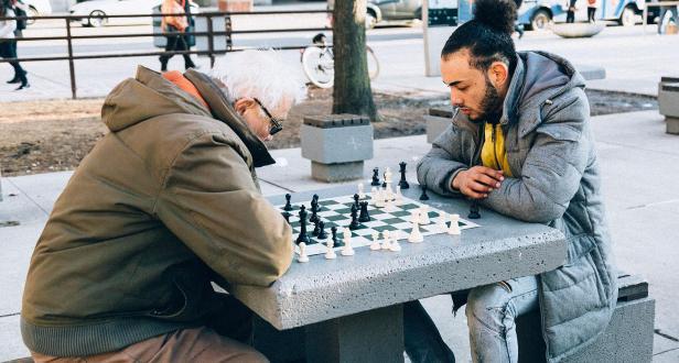 Diseño de gamificación - ajedrez