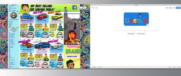 diseño minimalista vs diseño de interfaz de usuario ruidoso para un mejor web ux