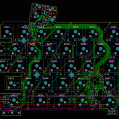 Mechanical Keyboard Wiring Diagram 24v Thermostat Customized Tutorial For Hackers And Developers Toptal Programming A Starts With Designing Printed Circuit Board