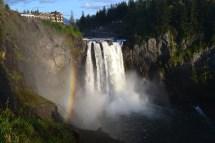 Returning Twin Peaks Visit Seattle