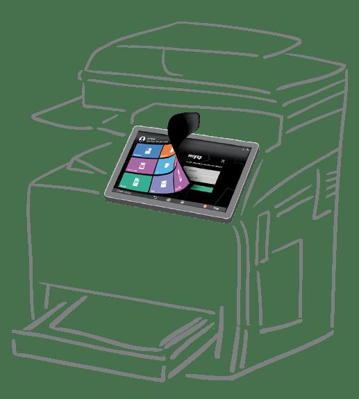 MyQ Print, Scan & Fleet Management Solution 7-in-1