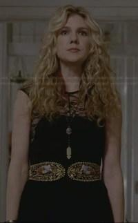 WornOnTV: Mistys black lace dress on American Horror ...