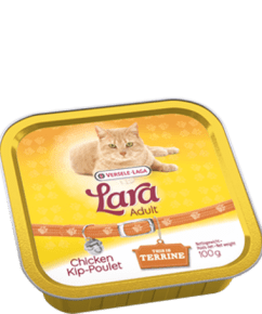 Znalezione obrazy dla zapytania LARA CAT FOOD