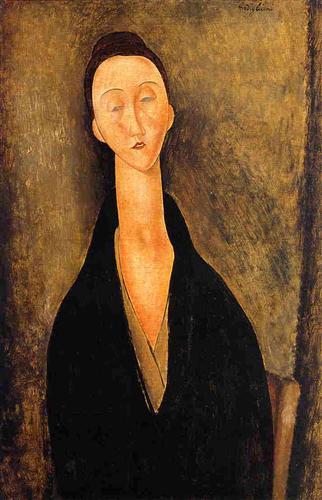 Lunia Czechowska - Amedeo Modigliani