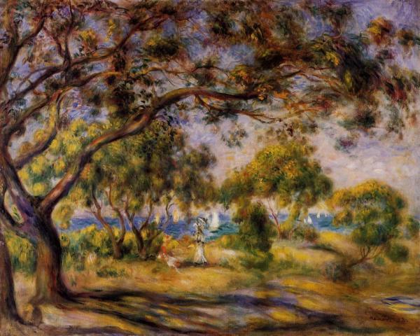 Auguste Renoir Noirmoutier
