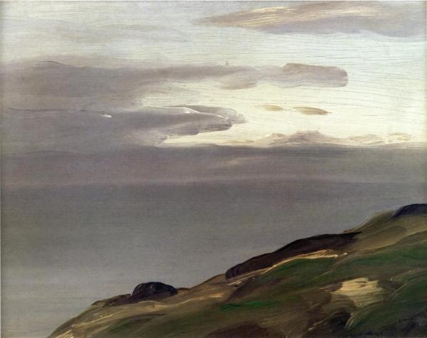 Monhegan Island Maine 1911 - Robert Henri