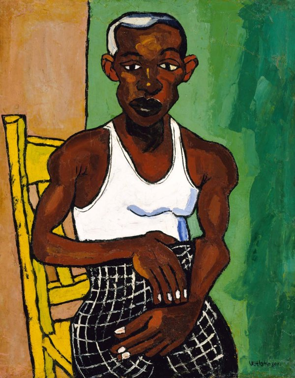Athlete 1940 - William . Johnson