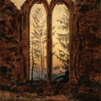 Fascynacja naturą jako boskie objawienie - Caspar David Friedrich