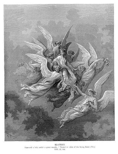 Beatrice - Gustave Dore
