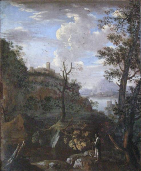 Paesaggi Salvator Rosa