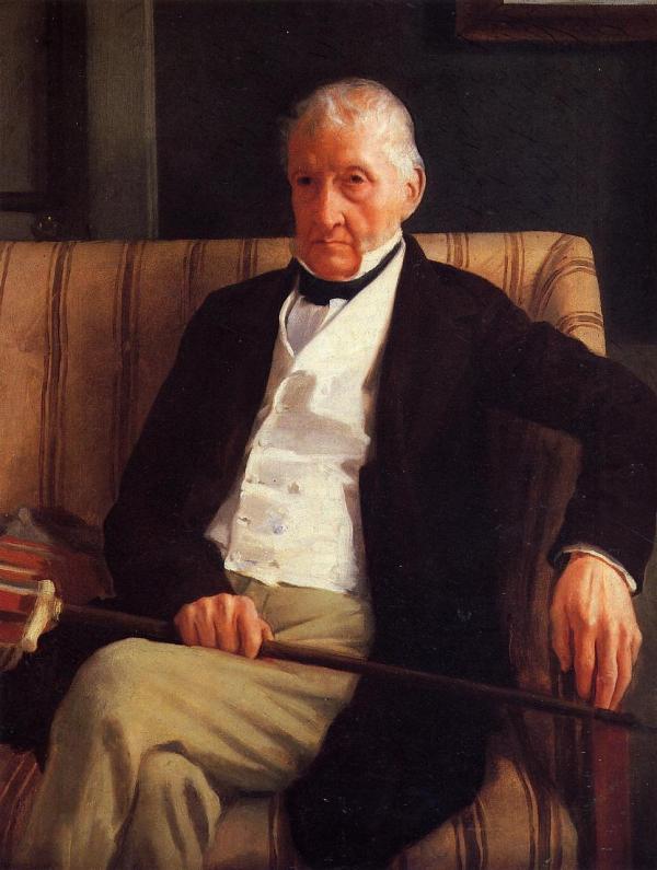 Edgar Degas Father