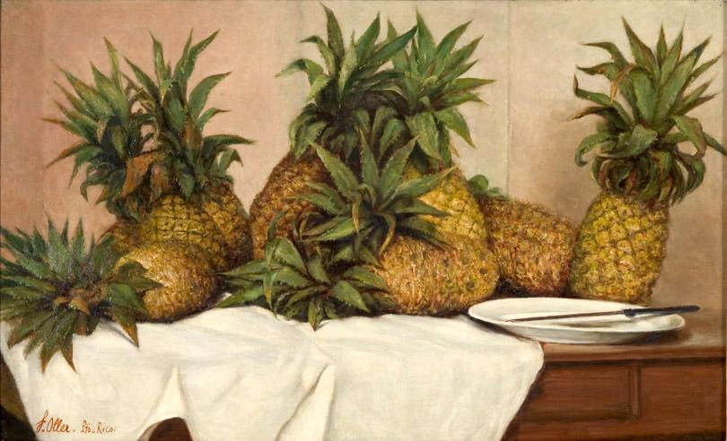pineapples Oller