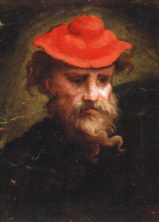 Self Portrait - Parmigianino