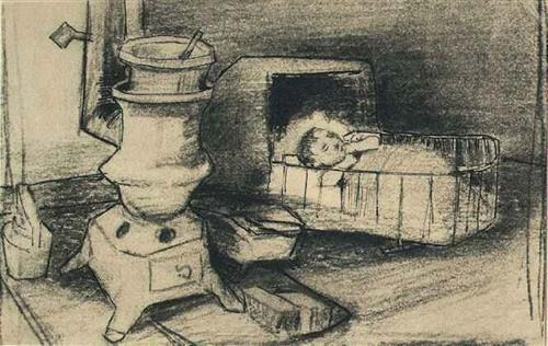 Cradle - Vincent van Gogh