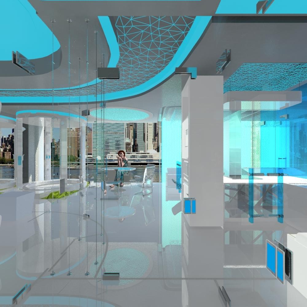 Jovoto Future Space Smart Room Hotel 2022