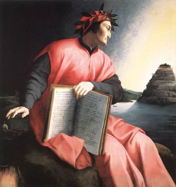 Allegorical Portrait Of Dante - Agnolo Bronzino Encyclopedia Visual Arts