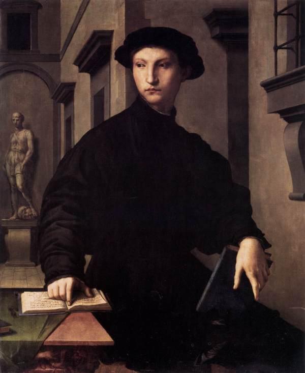 Ugolino Martelli Bronzino