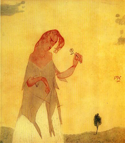 Hesitation - Paul Klee