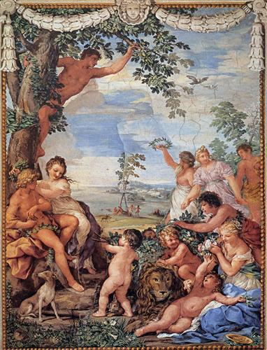 The Golden Age - Pietro da Cortona