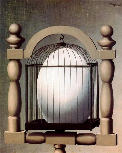Elective Affinities - Rene Magritte