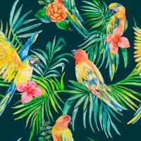Tropical Wallpaper Designs | Joy Studio Design Gallery ...