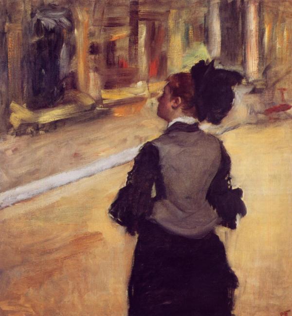Visit Museum - Edgar Degas