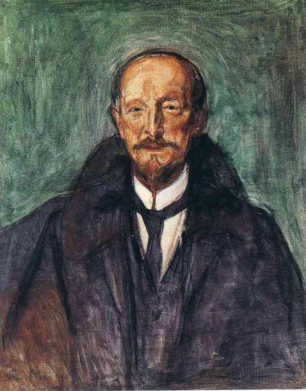 Albert Kollmann - Edvard Munch Encyclopedia Of Visual Arts