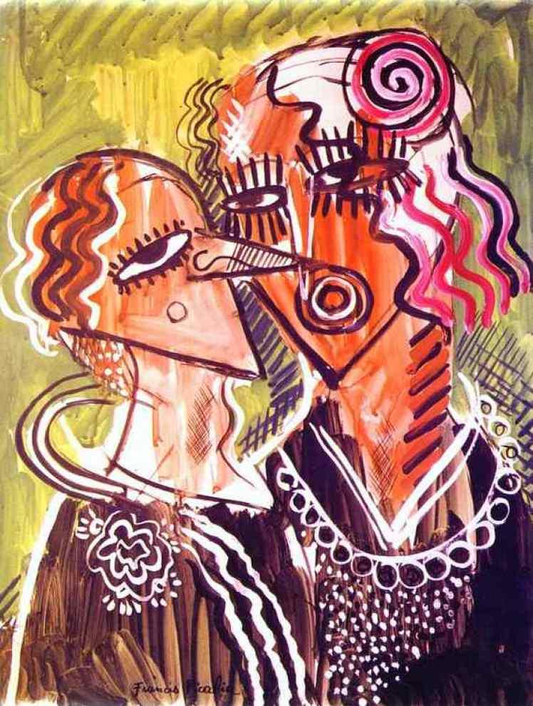 Αποτέλεσμα εικόνας για Carnaval Francis Picabia