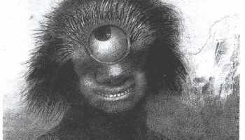 The Cyclops — Odilon Redon – Biblioklept