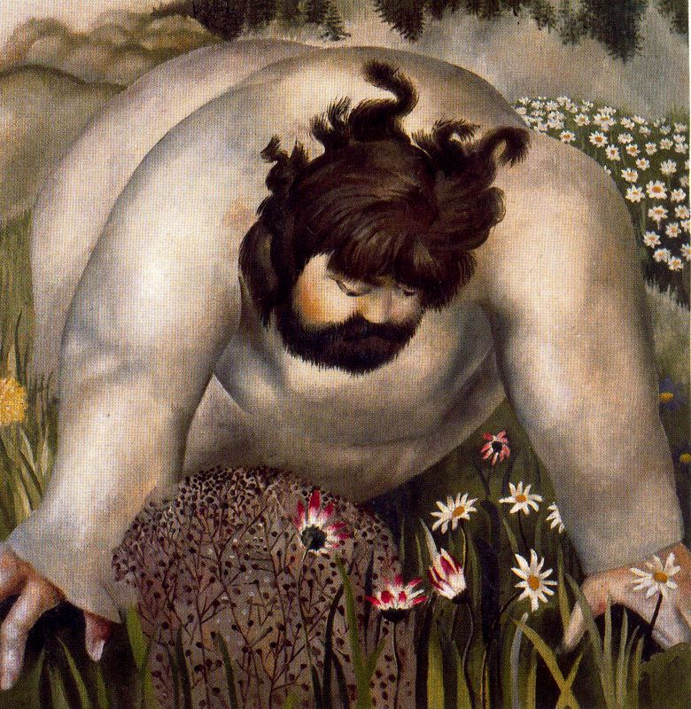 Image result for stanley spencer consider the lilies
