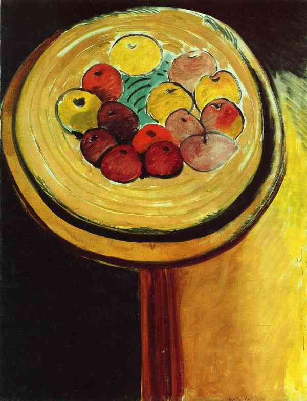 Apples 1916 - Henri Matisse