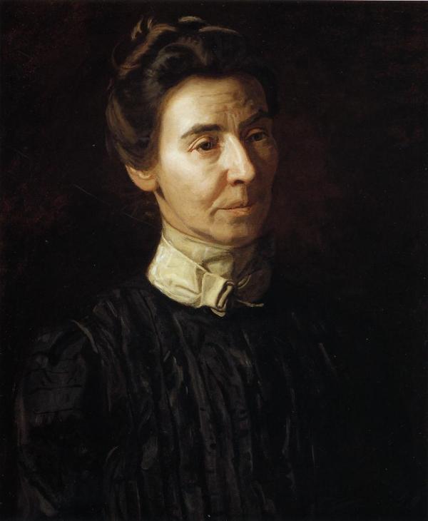 Portrait Of Mary Adeline Williams 1899 - Thomas Eakins