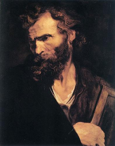 Apostle Jude - Anthony van Dyck
