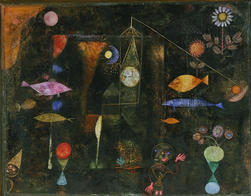 Fish Magic - Paul Klee