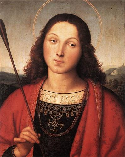 St. Sebastian - Raphael