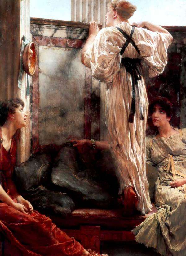 Lawrence Alma-Tadema Paintings