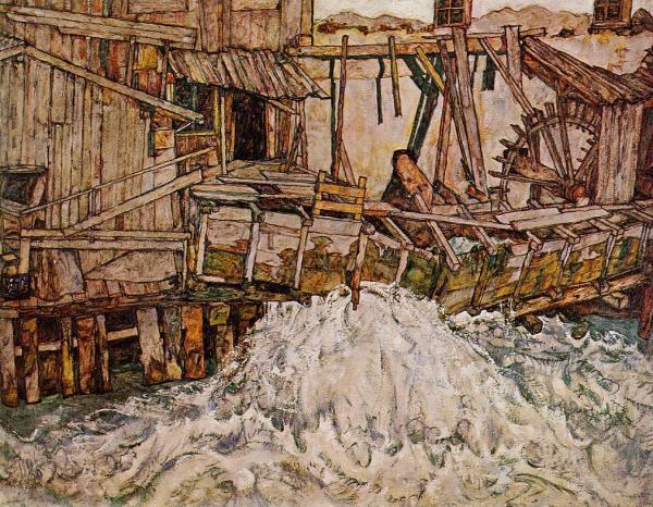 Mill - Egon Schiele Encyclopedia Of