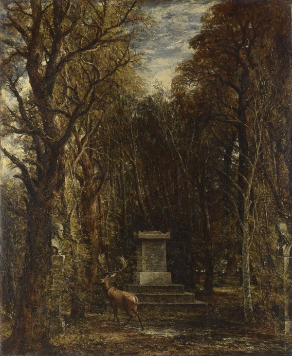 Cenotaph to the Memory of Sir Joshua Reynolds