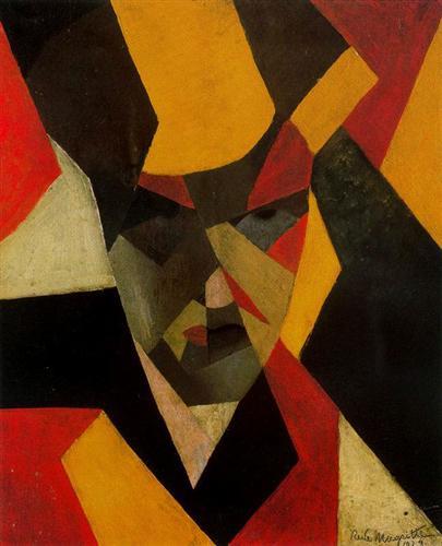 Self portrait - Rene Magritte