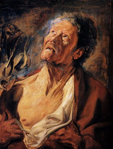 Job - Jacob Jordaens