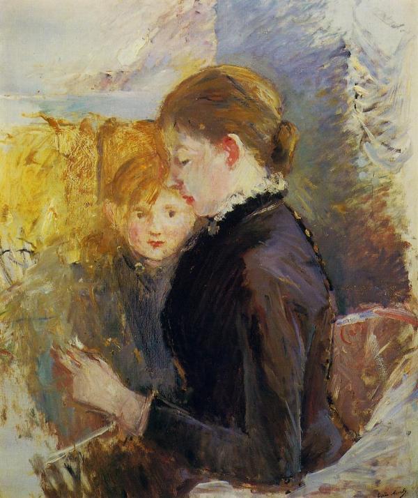 Reynolds 1884 - Berthe Morisot