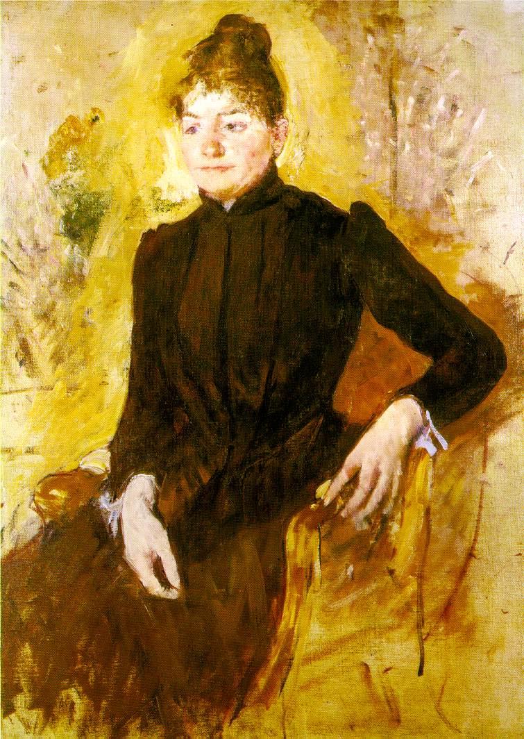 Woman In Black C