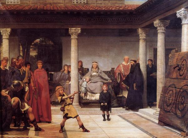 Education Of Children Clovis 1861 - Sir