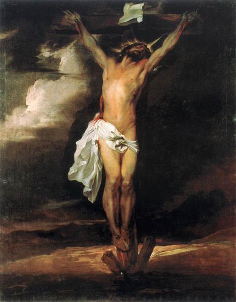 Crucifixion, c.1622 - Anthony van Dyck - WikiArt.org