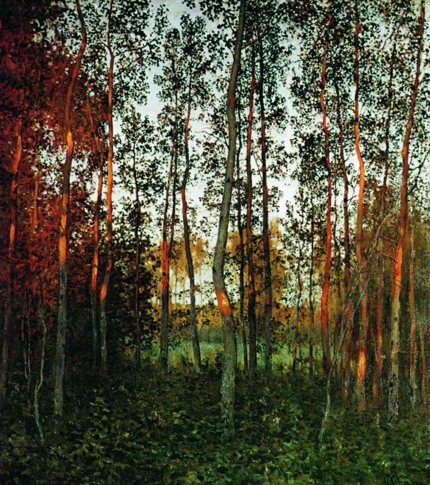 Levitan Russian Painter Paintings