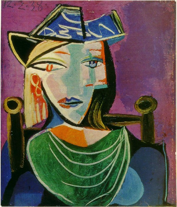 Pablo Picasso Abstract Paintings