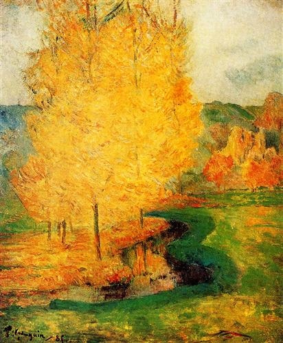 Autunno Gauguin