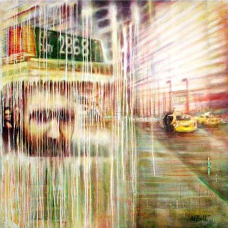 Getaway Car - Michael Bell